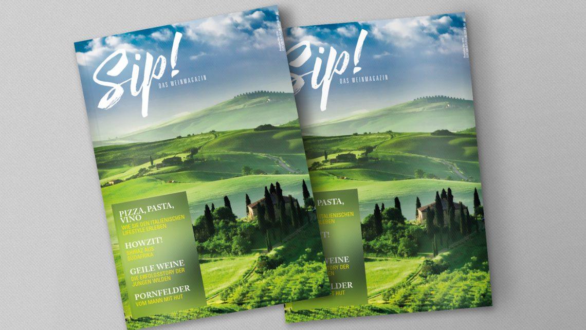 Sip! Wine Magazine Virginia Wilhelmer